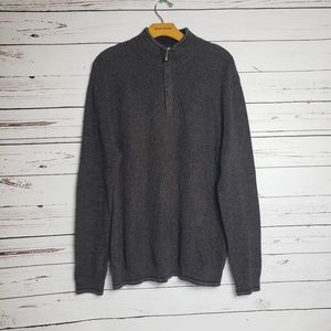 Tommy Bahama Mens Sweater Diamond Sz L